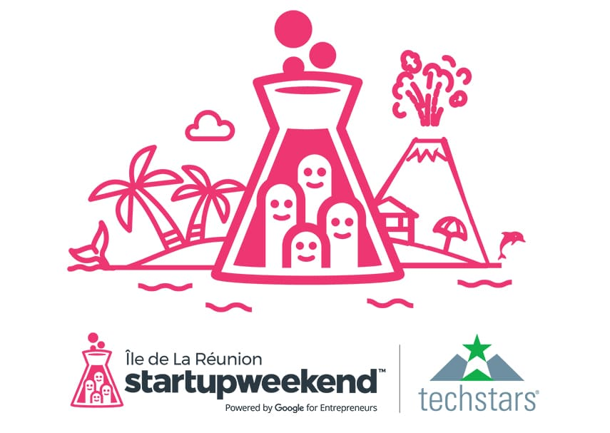 Participation d'Alixio Mobilité au startup weekend sur l'île de la Réunion !