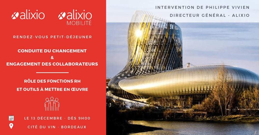 Invitation petit-déjeuner Bordeaux : Engagement et Leadership
