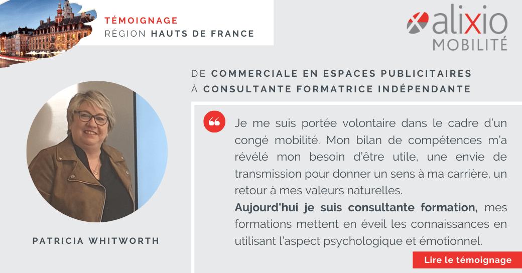 """Témoignage en région Hauts de France : """"Une envie de transmission pour donner du sens à ma carrière"""""""