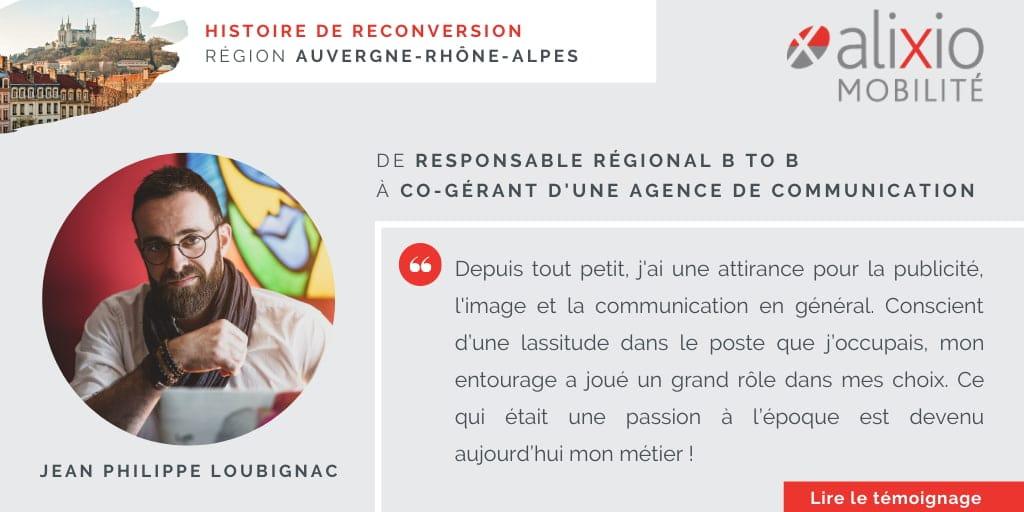 Témoignage en région Rhône-Alpes : «Ce qui était une passion à l'époque est devenu aujourd'hui mon métier !»