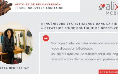 Témoignage en région Nouvelle-Aquitaine : «J'ai senti qu'il fallait que je me reconvertisse»
