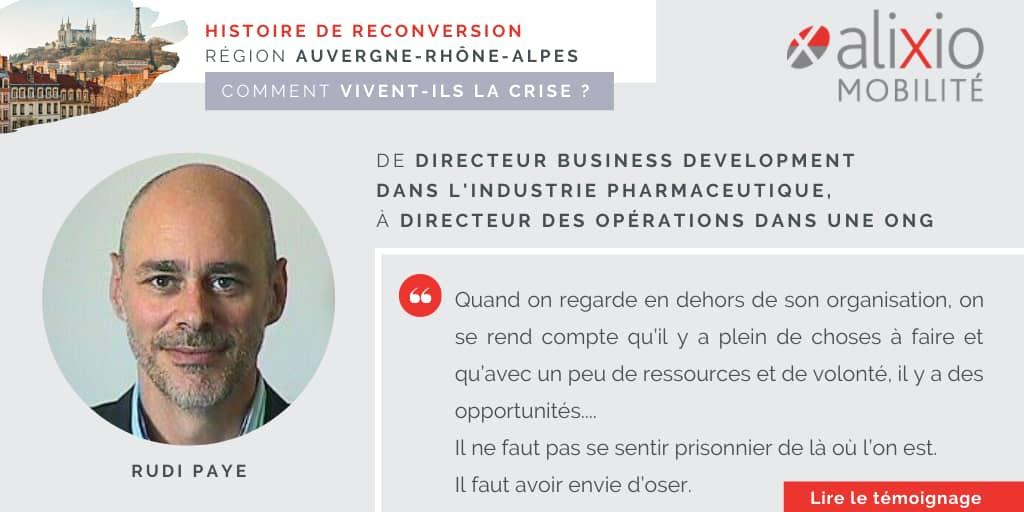 Témoignage en région Rhône-Alpes : «Mobilité externe : il faut avoir envie d'oser»