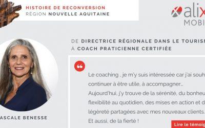 """Témoignage en région Nouvelle Aquitaine : """"Continuer à être utile, à accompagner"""""""