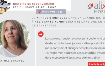 Témoignage à Bayonne en Nouvelle Aquitaine : «Reprendre ses études et changer de carrière à 50 ans»