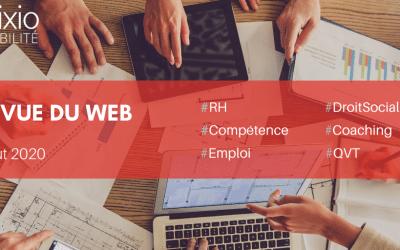 Revue du web RH – Août 2020