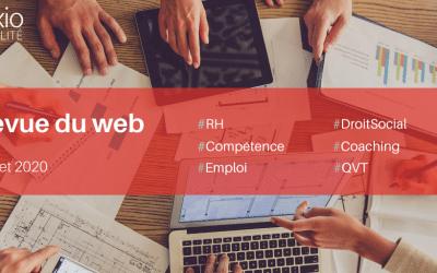 Revue du web – Juillet 2020