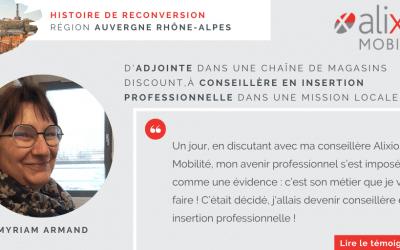 """Témoignage de reconversion en Rhône-Alpes : """"Comment je suis passée du commerce à l'accompagnement professionnel"""""""