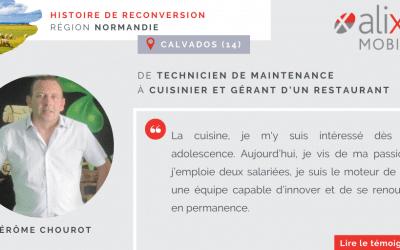 """Témoignage de création d'entreprise en Normandie : """"j'ai fait de ma passion mon métier"""""""