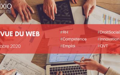 Revue du web RH – Octobre 2020