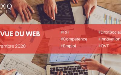 Revue du web RH – Novembre 2020