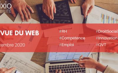 Revue du web RH – Décembre 2020