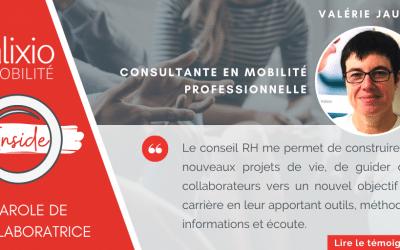 Témoignage de Valérie Jauret, de gendarme à consultante en mobilité professionnelle