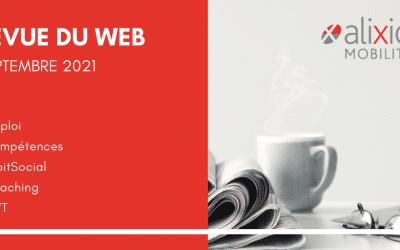 Revue du web RH – Septembre 2021